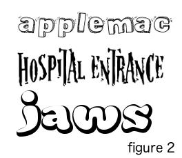 B Fig 2 connotations fonts